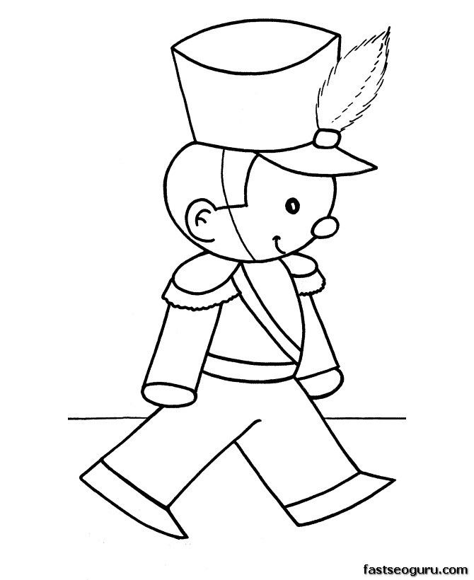 Christmas Coloring Pages Free Christmas Coloring Pages Toy Soldier Printable Christmas Toy Soldiers Christmas Coloring Pages Free Christmas Coloring Pages