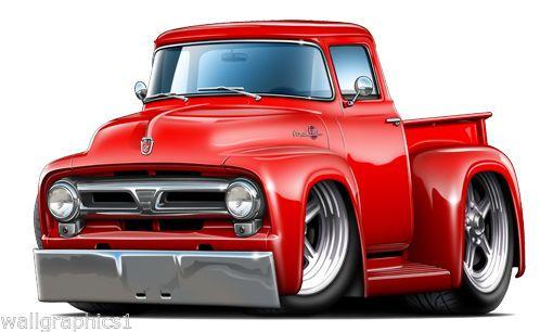 Images Truck Art Car Cartoon Cool Cars
