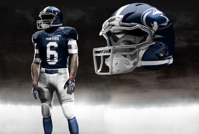 sports shoes 22584 dec1d Concept uniform | Penn State | Texans football, Nfl uniforms ...