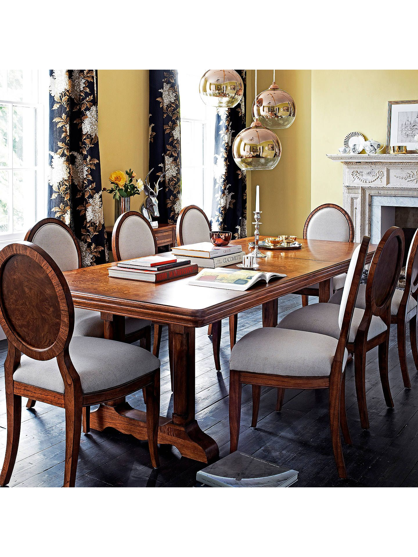 John Lewis Partners Hemingway Extending Dining Table Online At Johnlewis