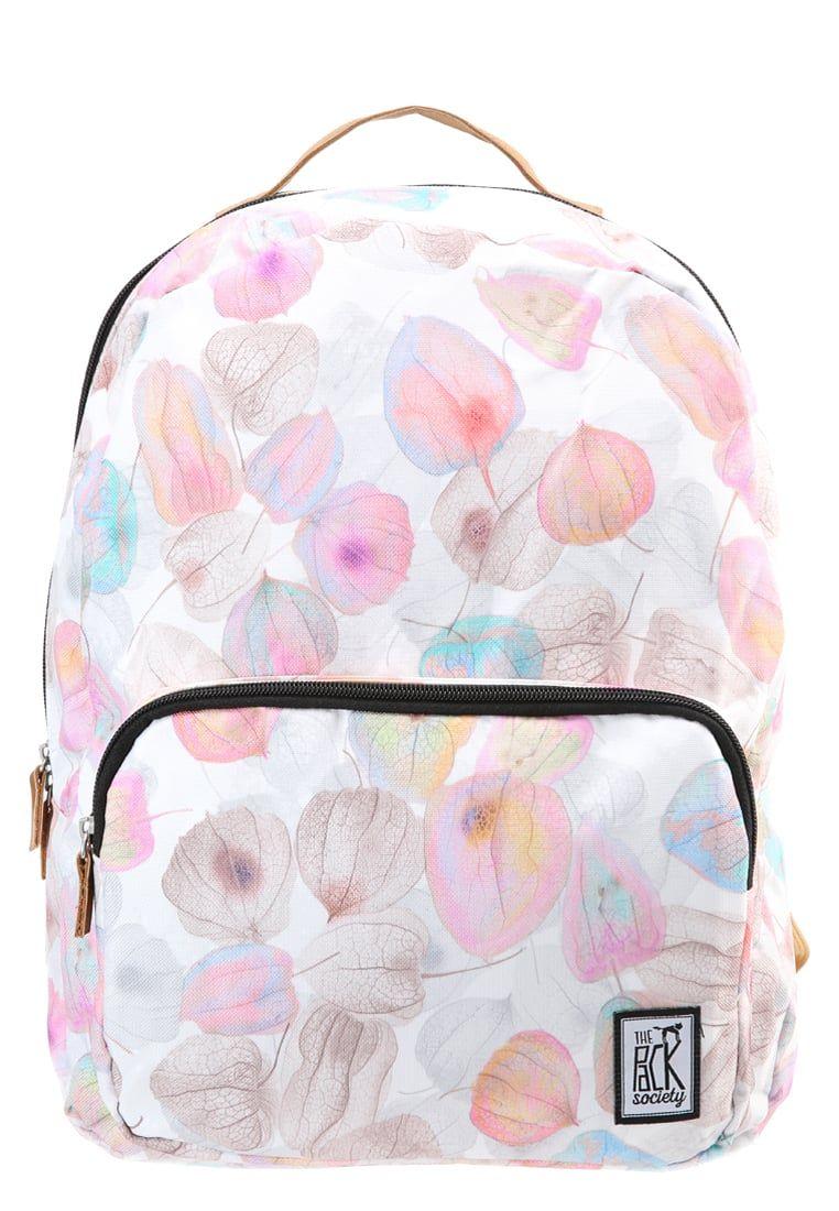 e7e1b018c30 The Pack Society Plecak - offwhite/light blue za 169 zł (31.07.16) zamów  bezpłatnie na Zalando.pl. | nicestuff | Off white, Light blue i Blue