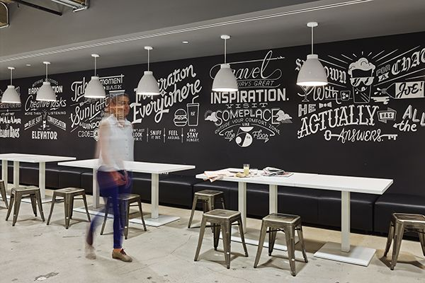 Interiors Awards 2014 Office Large