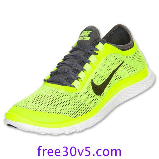 reputable site eb0eb 11172 Buy Nike Free Mens Volt Dark Grey White 580393 701 with best discount.All Nike  Free Mens shoes save up.