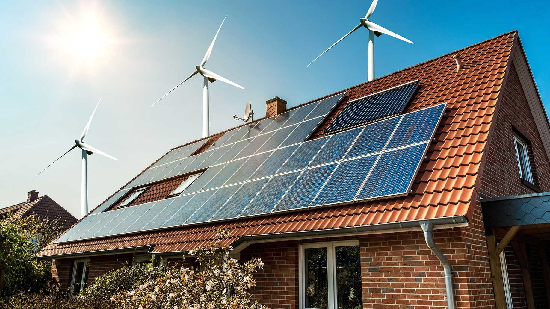 Top 10 Green Energy Technologies Amp Solutions For Home