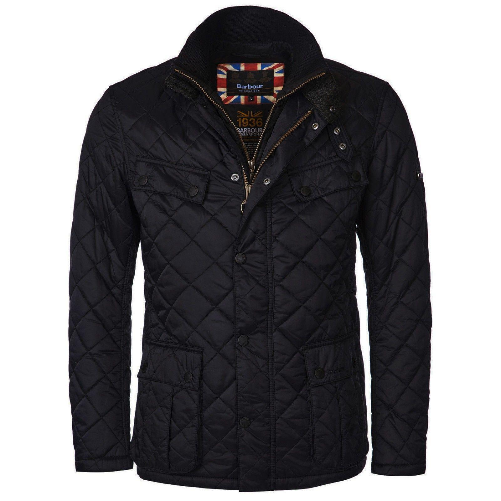 Barbour Windshield Jacket Black Barbour clothing