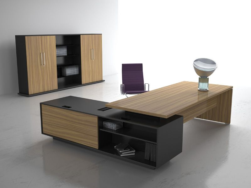 Incroyable Sleek Modern /Contemporary Home Office Desk Design