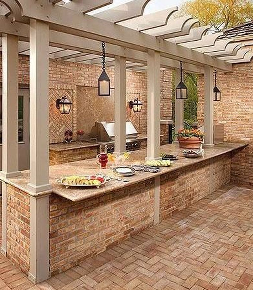 42 creative diy outside kitchen designs ideas outdoor kitchen design outdoor kitchen bars on outdoor kitchen plans layout id=58678