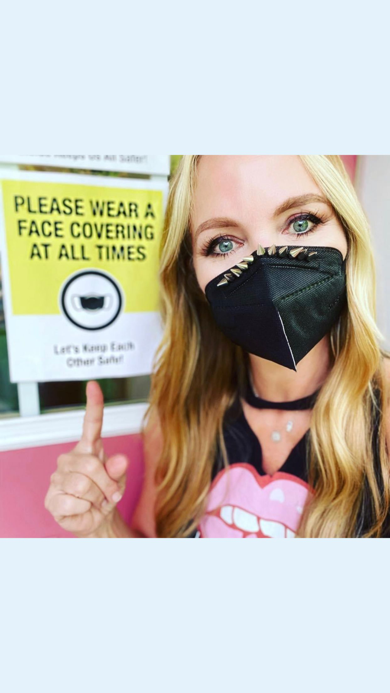 Facemasks…since We Have To Wear Them, They May As Well Be Cute!