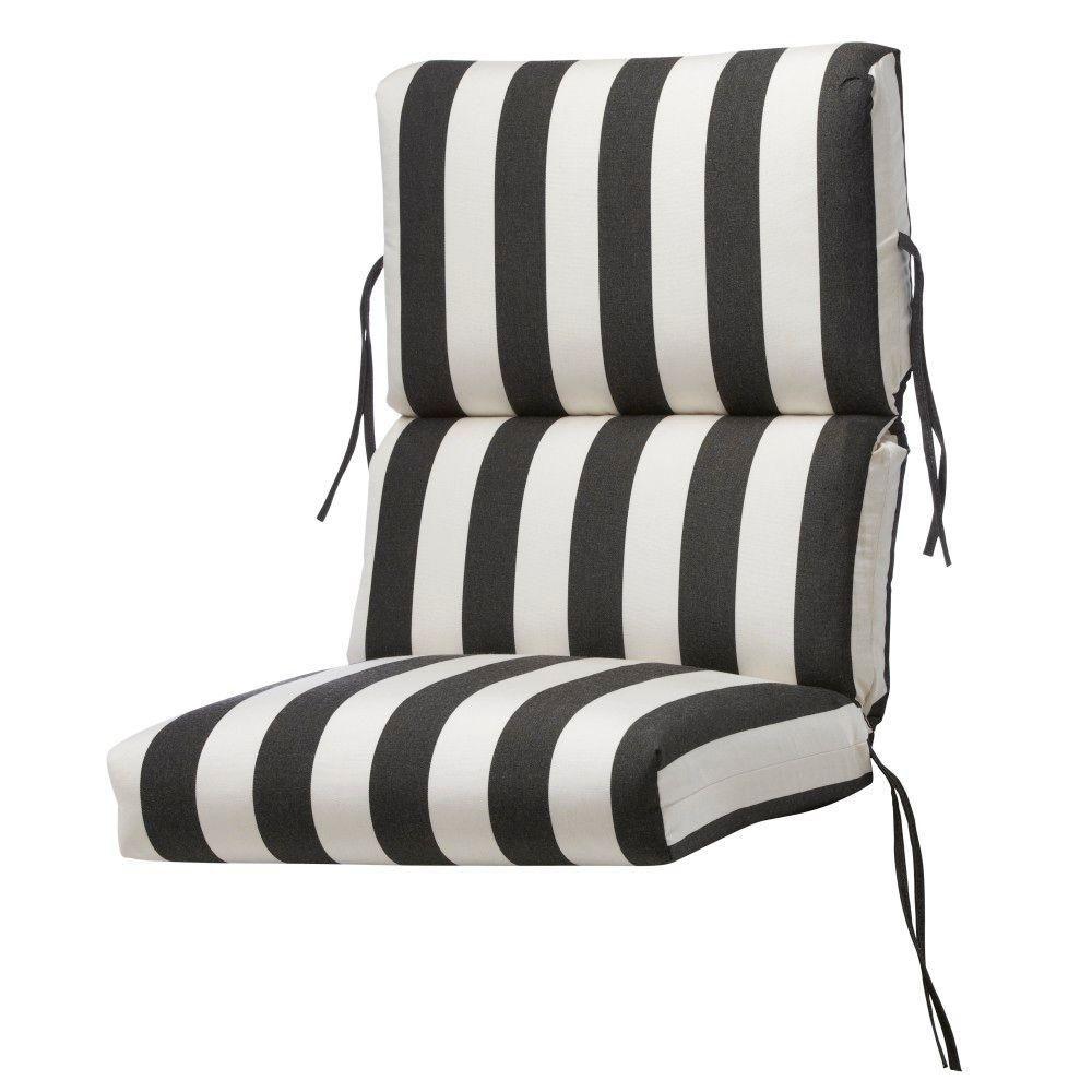 Home Decorators Collection Sunbrella Maxim Classic Outdoor Lounge Chair  Cushion