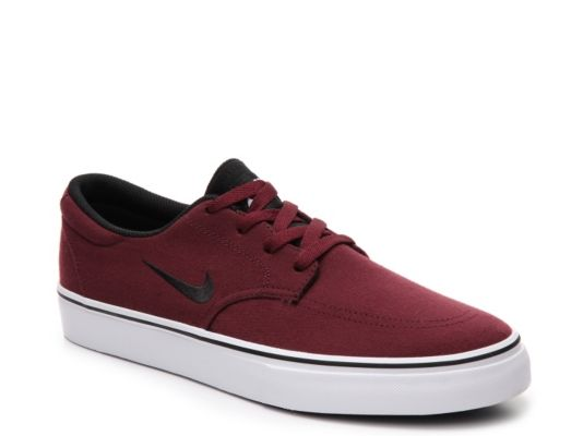 a85f74b6cc4f Men s Nike SB Clutch Canvas Sneaker - - Burgundy