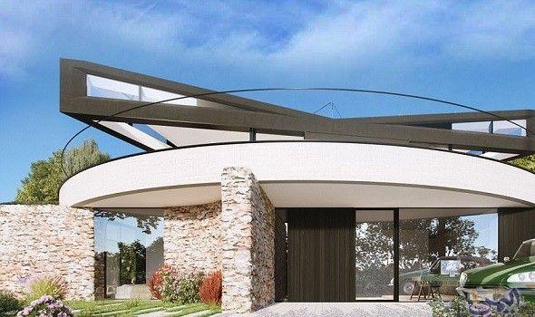 مشروع يحو ل منزل قديم إلى بيت حديث بمليوني جنيه إسترليني Outdoor Decor Decor Home
