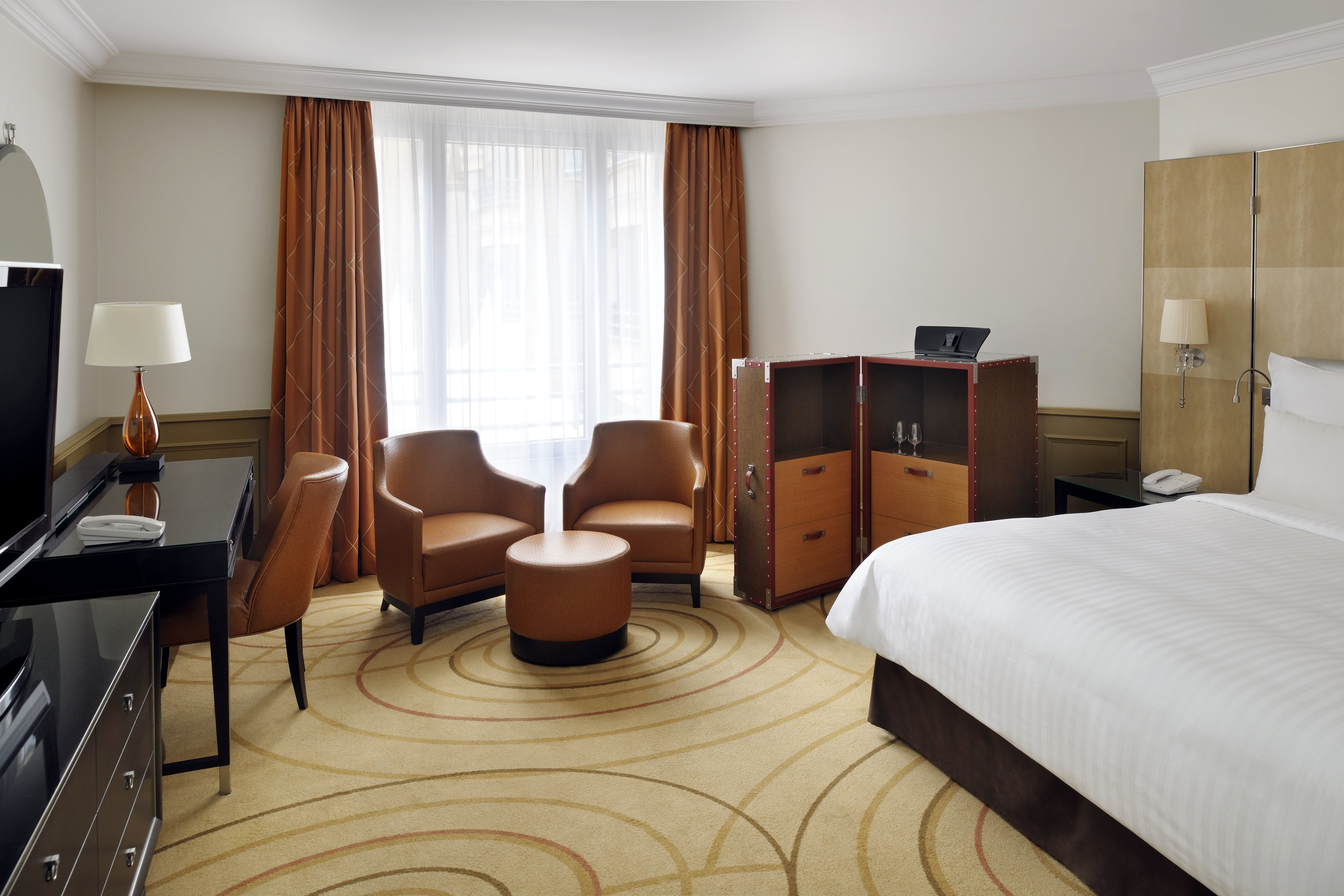 Paris Marriott Hotel Champs Elysees