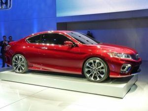 Honda Accord Changes 2017 Coupe On Specification You