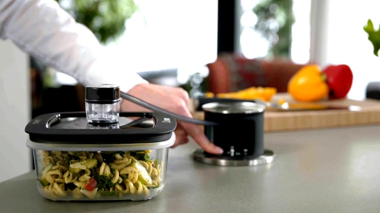Quva The Vacuum Foodsaving Revolution Kitchen Gadgets New Kitchen Gadgets Kitchen Tools