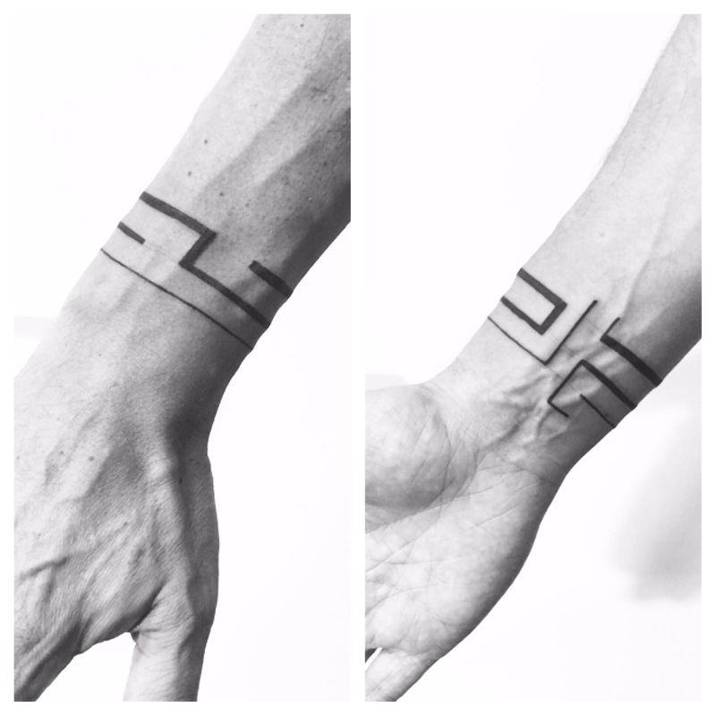 Tatuaje Geometrico Tatuaje Geometrico Tatuajes Abstractos