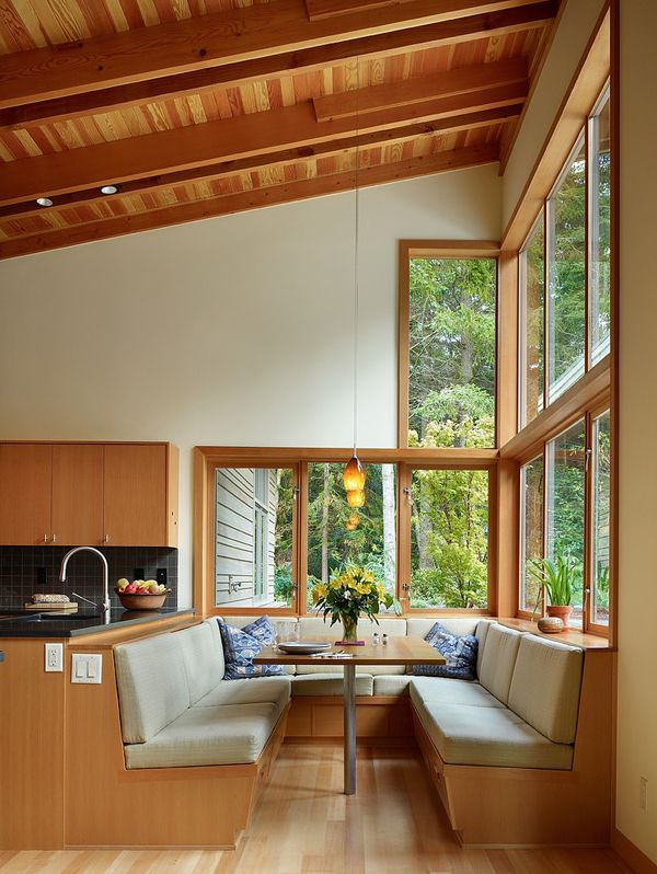 Striking Port Townsend Residence surrounded by forest