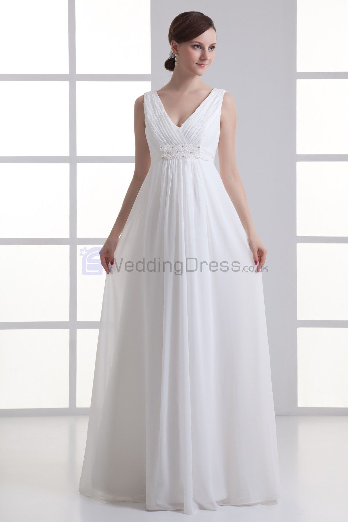 Wedding Dresses Empire Line