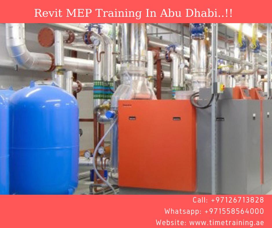 Revit MEP Training in Abu Dhabi..!! Learn revit, Train