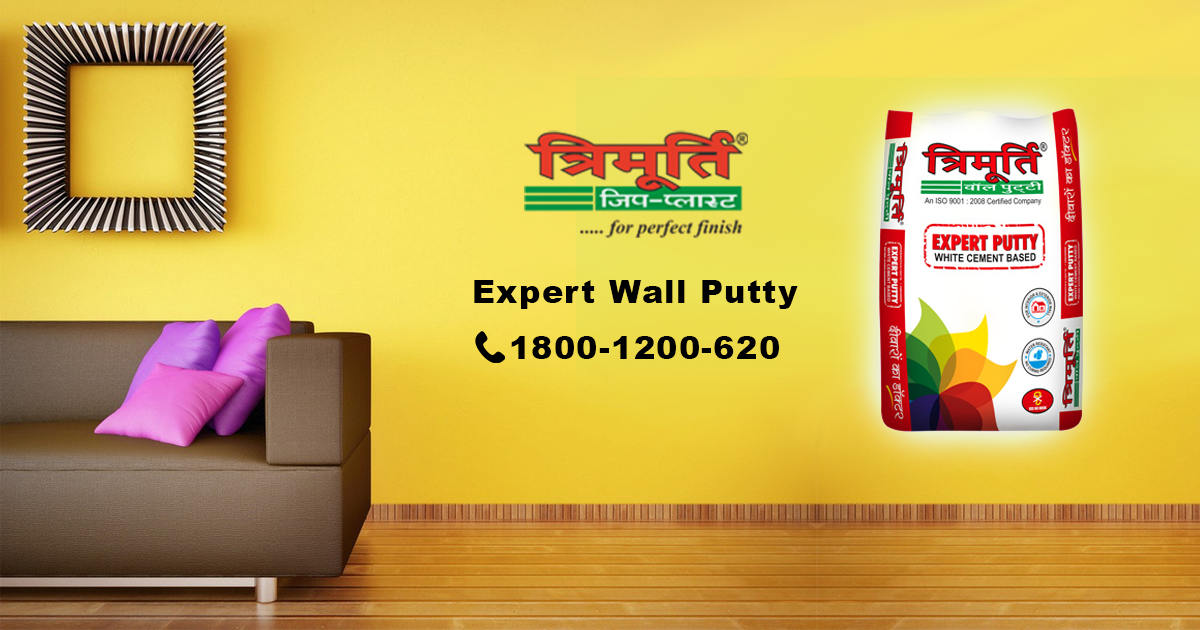 We Offer An Extensive Range Of Wall Putty Which Is Specially Blended Premixed Powder It Is Pure White In Color And Water Wall Pure Products Home Decor Decals