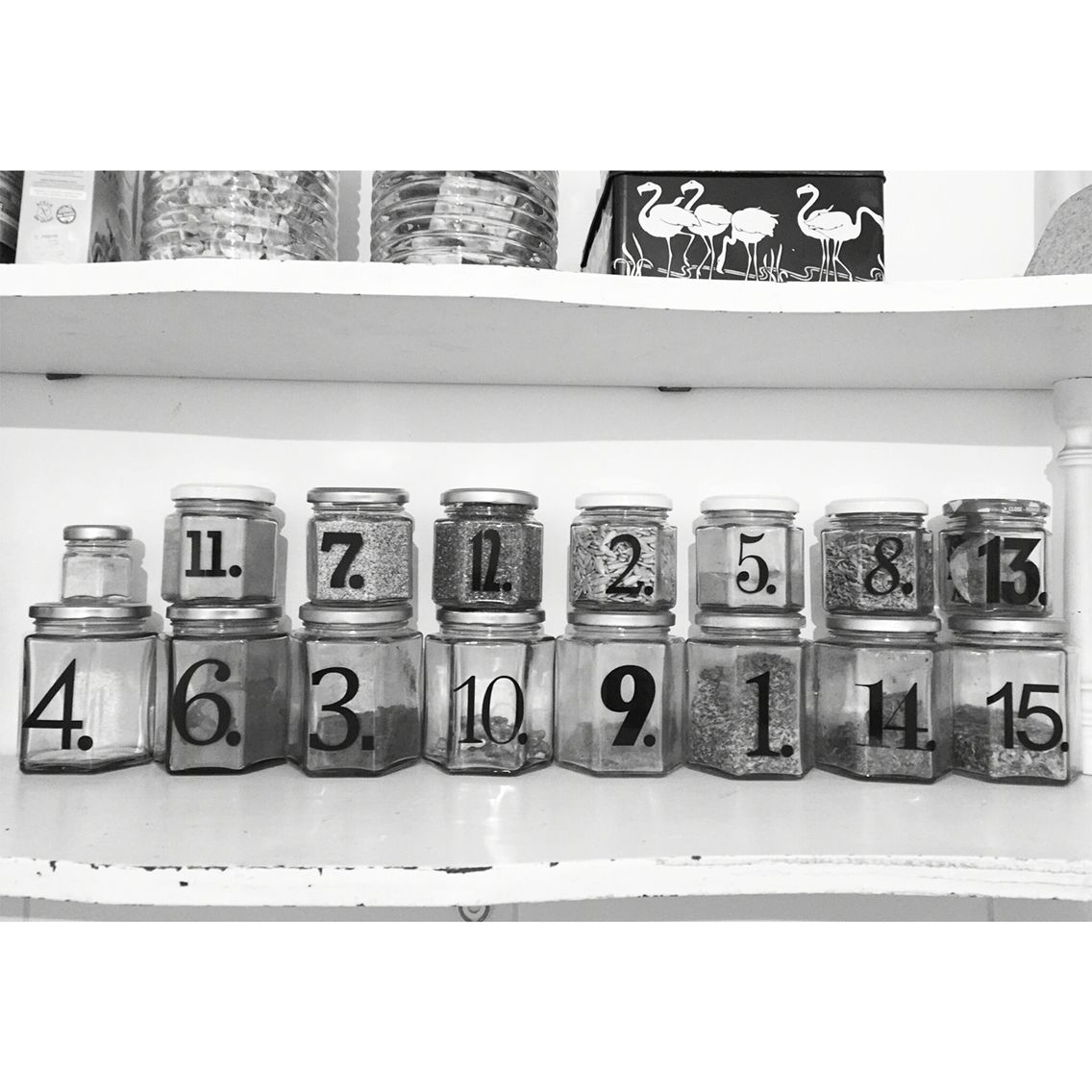 Numbers jam