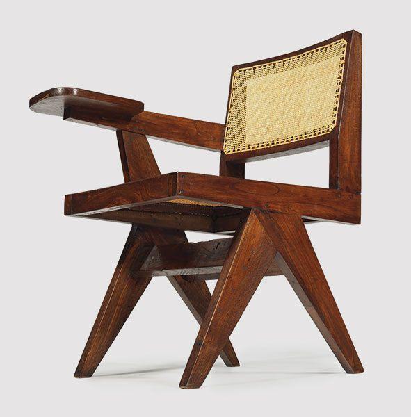 Pierre Jeanneret Le Corbusier Inventaire Mobilier Chandigarh Eric Touchaleaume Mobilier Mobilier De Salon Decor Britannique