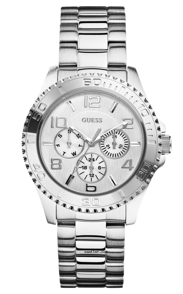 Guess Guw0231l1 Bayan Kol Saati Bayan Saatleri Spor Saatleri Aksesuarlar