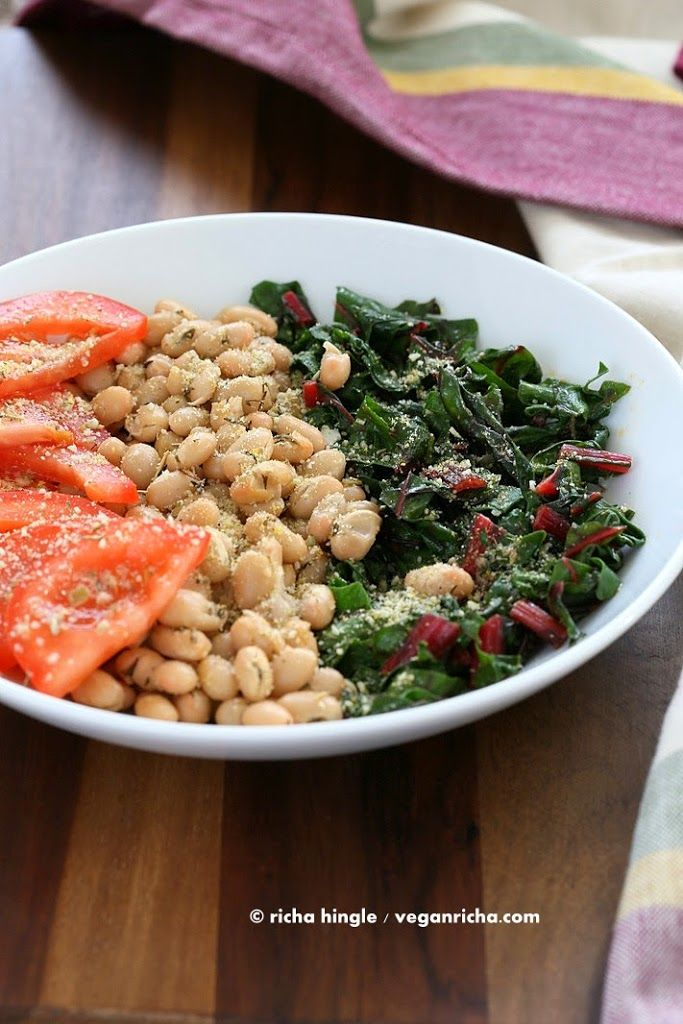Chard Vegan Recipes