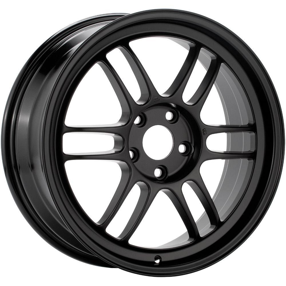 Enkei Rpf1 18x8 5 Lightweight Racing Wheels Black Touge