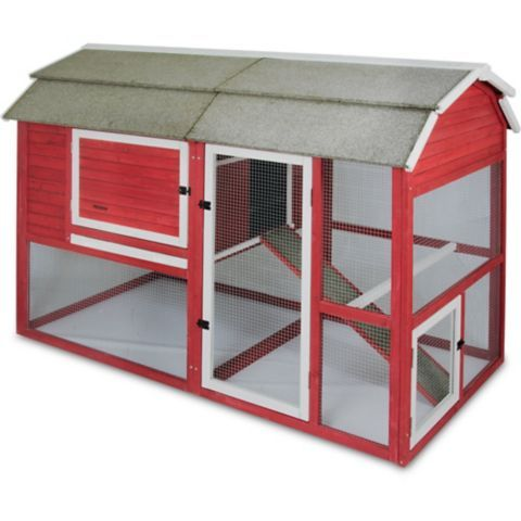 Precision Pet Products Tsc Old Red Barn Ii Coop Carb Compliant Building A Chicken Coop Portable Chicken Coop Diy Chicken Coop