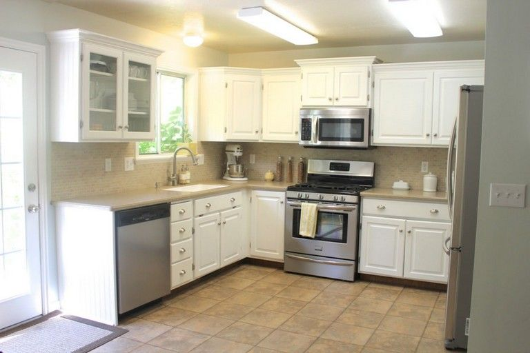 50 Terrific Small And Simple Kitchen Design Ideas Tiny House