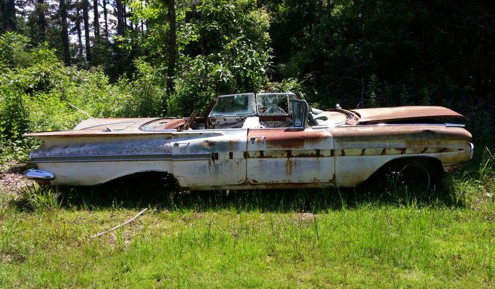 Eleven Different 1960 Chevy Impalas Found Near Sallisaw Oklahoma