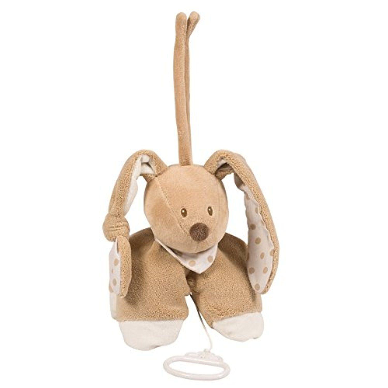 Nattou 211031 Cappuccino Spieluhr Kaninchen Spielzeugtester De
