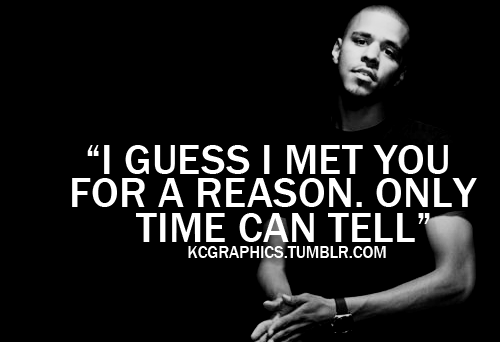 My favorite J.Cole track. #inthemorning | J cole quotes ...