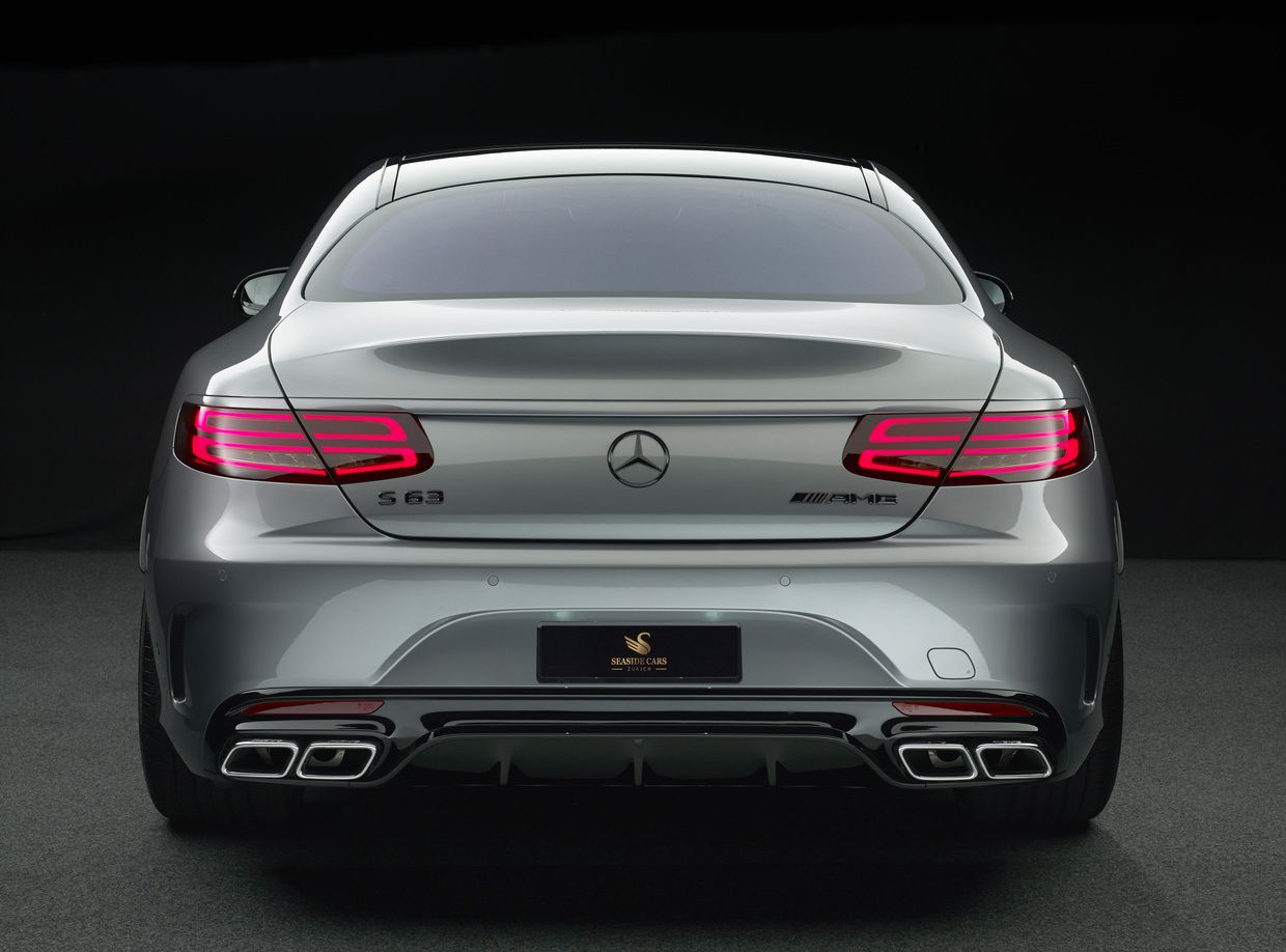9d4e015216a574 S 63 AMG Coupe Price On Request