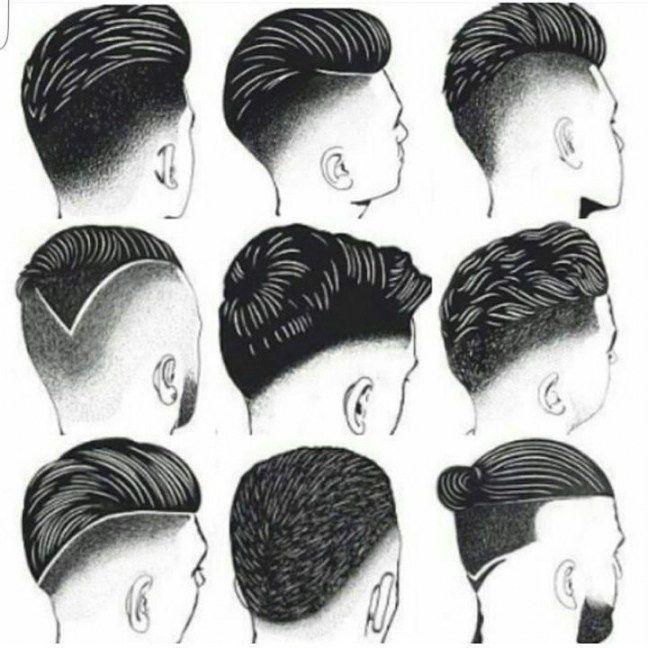 Frisuren katalog manner