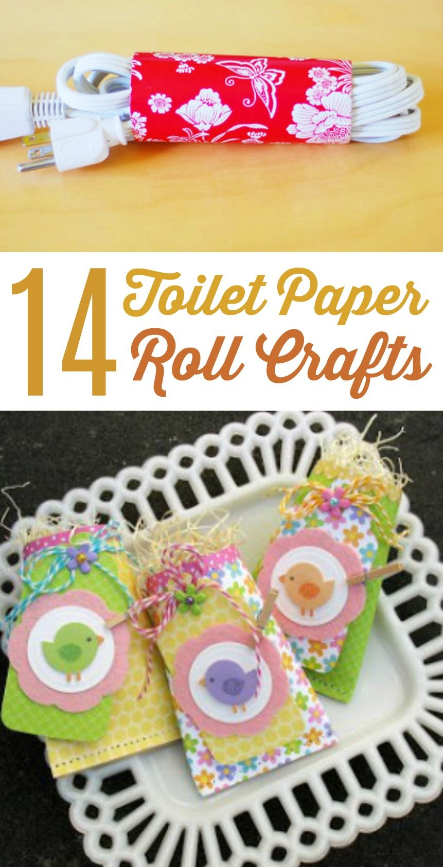 46+ Toilet paper rolls crafts for adults ideas