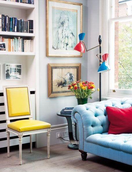 VINTAGE & CHIC: decoración vintage para tu casa