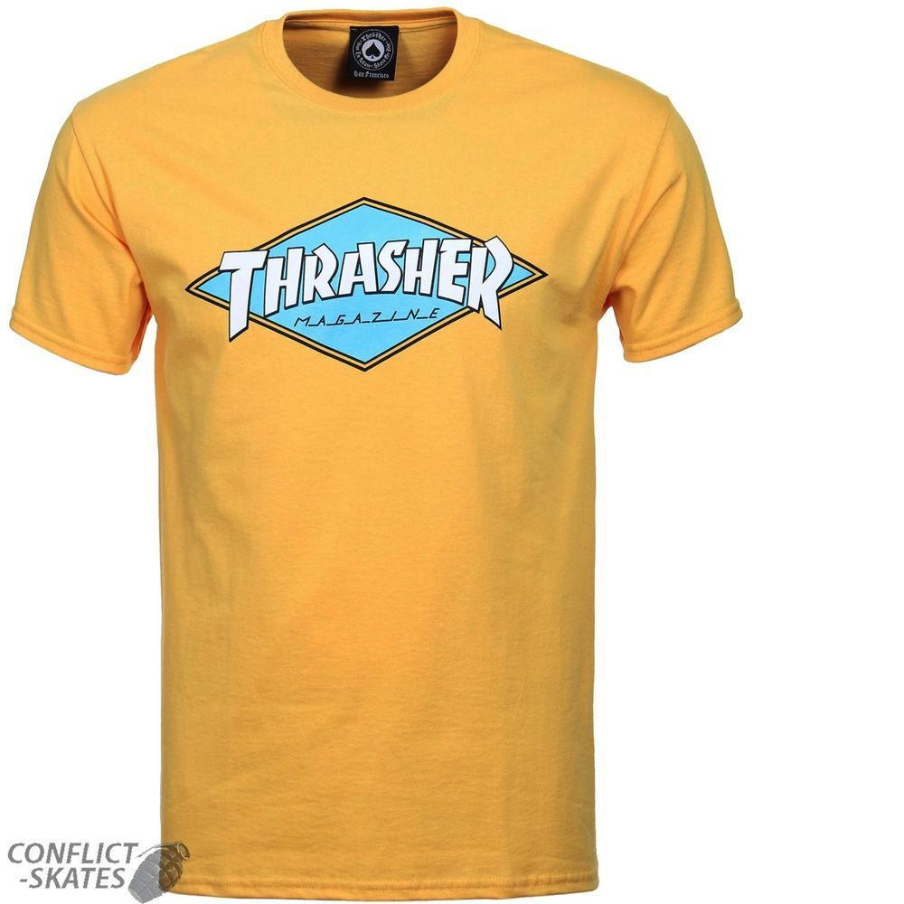 eeb6be55a Details about THRASHER MAGAZINE