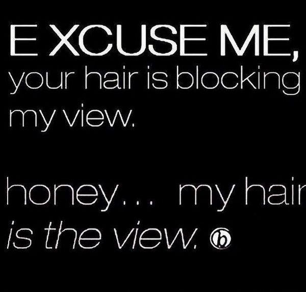 Wordpress Installation Natural Hair Styles Natural Hair Quotes Hair Humor