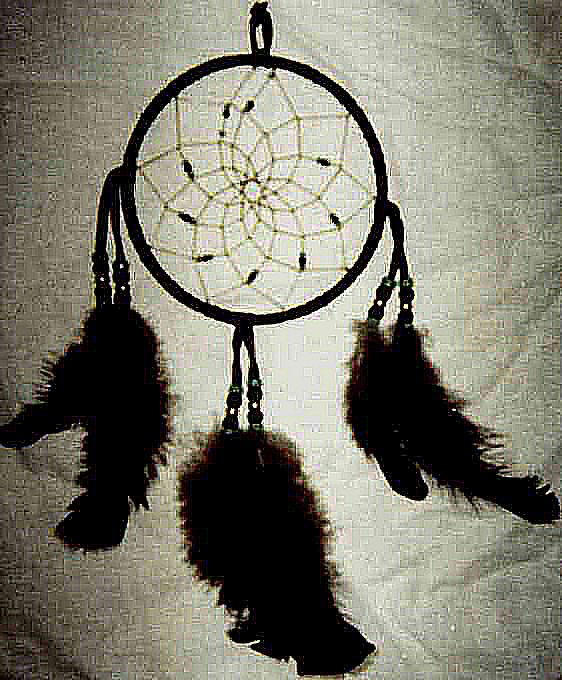 Cherokee Dream Catcher Entrancing This A Cherokee Made Dream Catcher Another Wellknown Symbol Of The Design Decoration