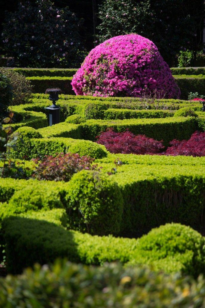 Pazo de rubianes jardines galicia paisaje y monumentos for Jardines galicia