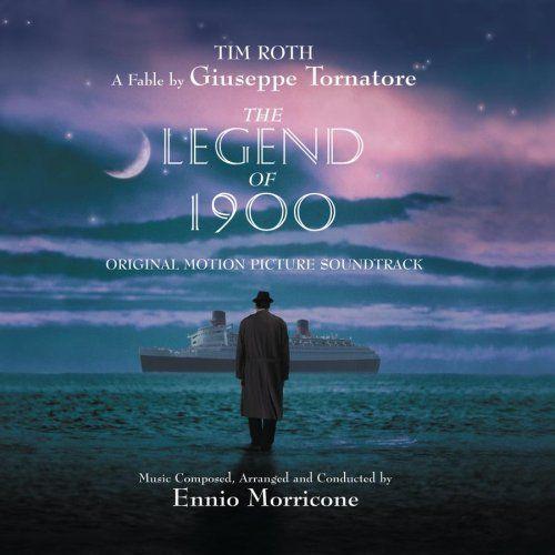 Ennio Morricone The Legend Of 1900 Ost Com Imagens Filmes