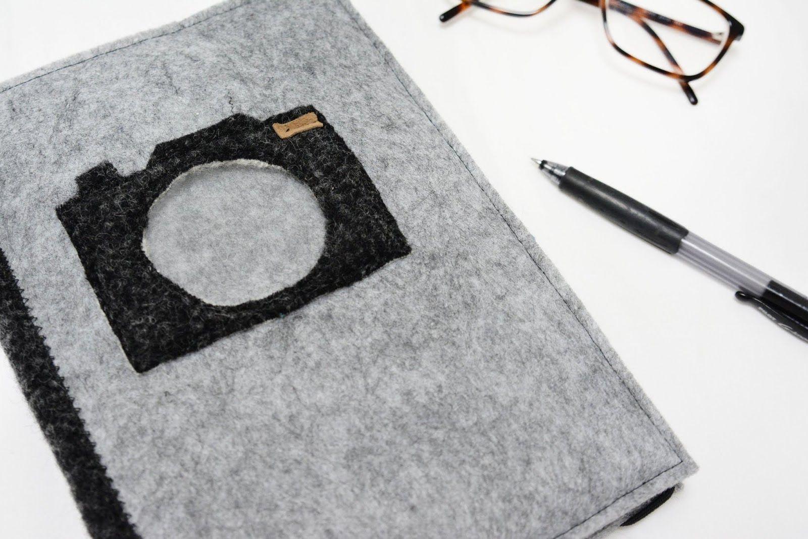 diy kalenderh lle diy buchh lle diy vatertagsgeschenk vatertag diy filz buchh lle aus filz. Black Bedroom Furniture Sets. Home Design Ideas