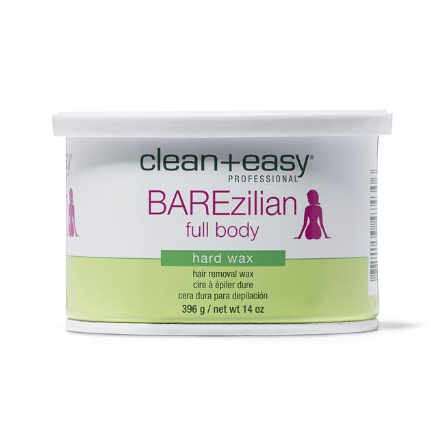 Clean Easy Bare Zilian Hard Wax Body Waxing Wax Hair Removal Wax