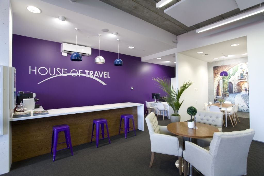 Travel Agency Google Kereses Office Designs