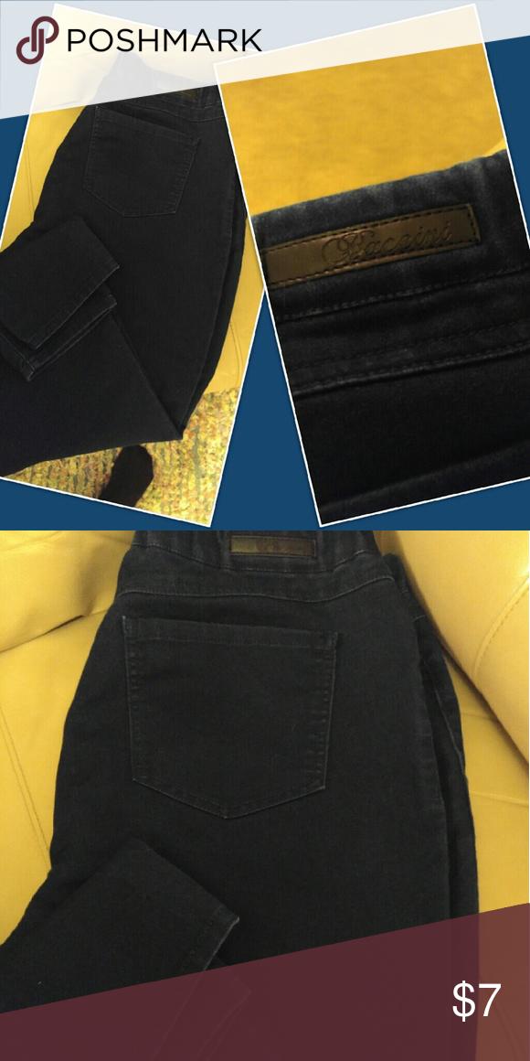 Pants Jeans.  NWOT. 78%cotton 20% poly 2% spandex. Comfy pant. baccini Pants