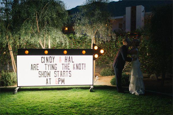 Ace Hotel Palm Springs Wedding Hals Idee Hochzeit