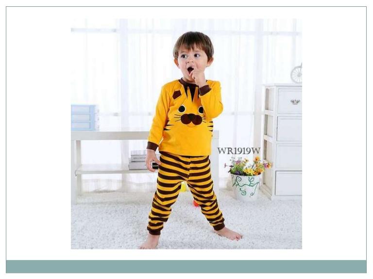 Baju Anak Bayi Cowok Baju Anak Bahan Katun Baju Anak Bandung