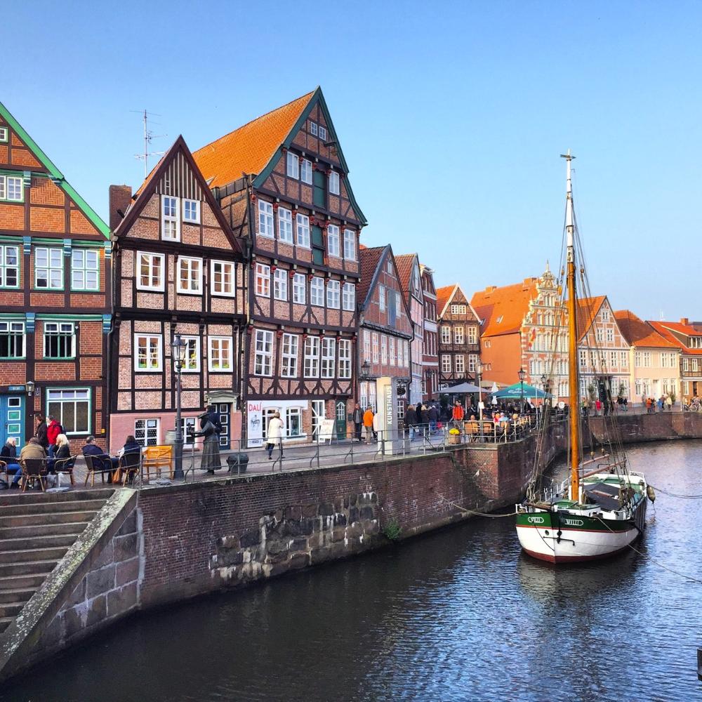 Das Alte Land 30 Entspannte Ausflugstipps Im Alten Land Hamburg Altes Land Altes Land Hamburg Urlaub