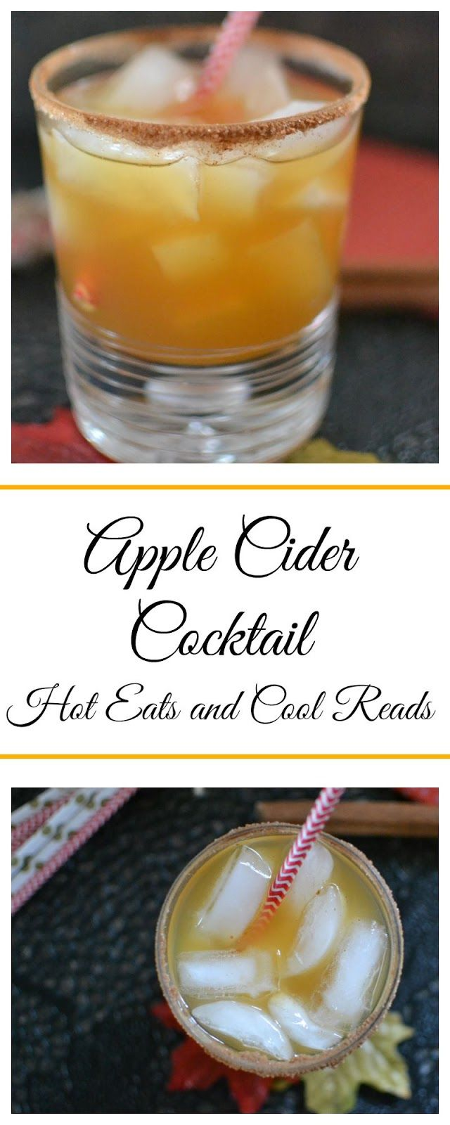 Apple Cider Cocktail Recipe Cider cocktails, Apple cider